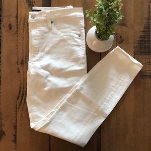 🤩 J. Crew White Skinny Jeans